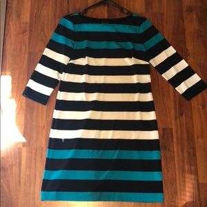 Dresses & Skirts - Stripped dress.